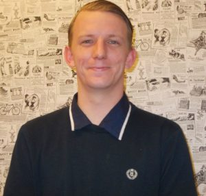Luke Rothwell, Registered Manager, Grenham Bay Court