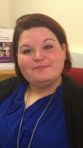 Georgie Patch, Registered Manager, Rose Lawn Care Home