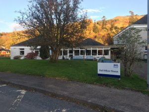 Dail Mhor Care Home, NHS Highland