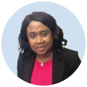 Gladys Danquah, Registered Manager, St Anne's Nursing Home, Forest Healthcare