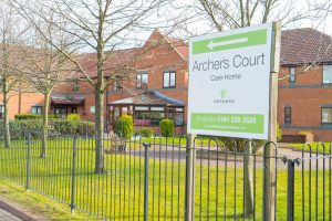 Archers Court Orchard Care Homes