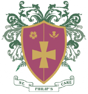 St Philips Care Logo